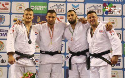 European Open Zilver in Minsk 2017