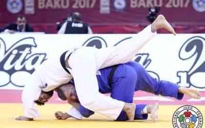 Grand Slam Goud in Baku 2017