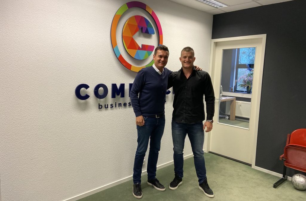 MICHAEL KORREL LEGT SPORTMANAGEMENT IN HANDEN VAN COMEBACK SPORTS