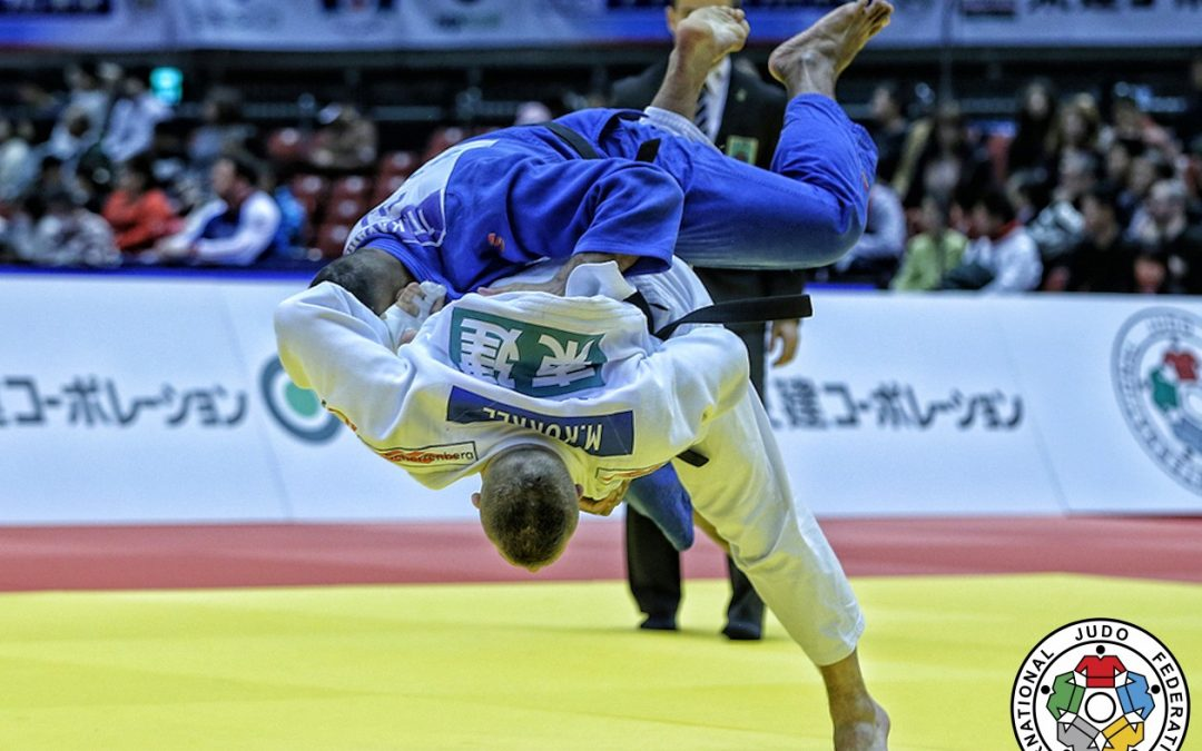 Grand Slam Zilver in Tokyo 2017
