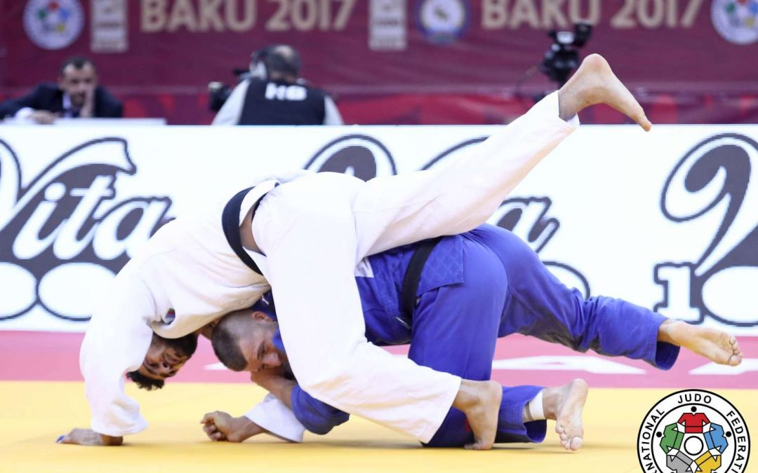 Grand Slam Goud in Baku 2017