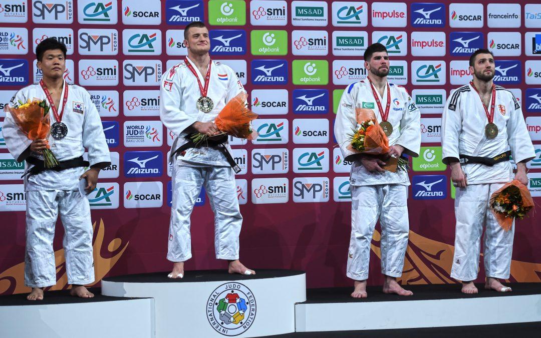 Grand Slam Goud in Parijs 2018