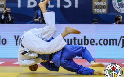 Korrel verovert bronzen plak bij de Grand Prix in Tbilisi