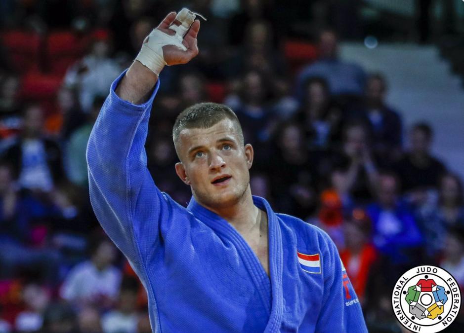 Op de slotdag van The Hague Grand Prix wint Korrel wederom bronzen medaille