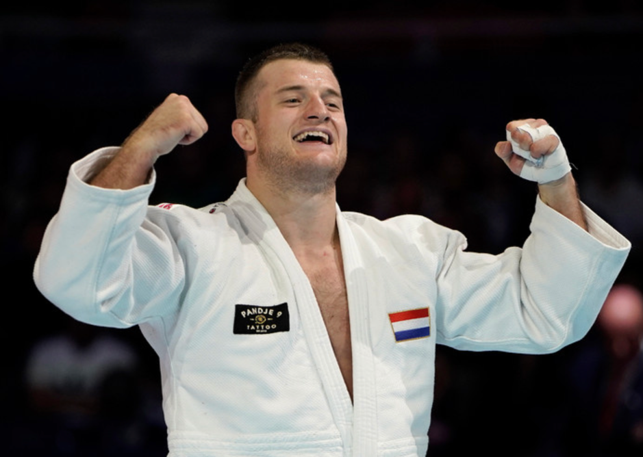 Michael Korrel pakt goud op World Masters in China